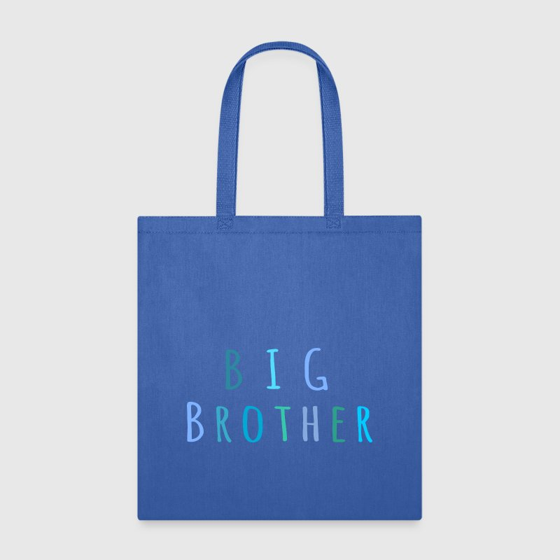 Big Brother in blue - Tote Bag