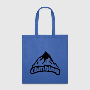 time to climb - Tote Bag
