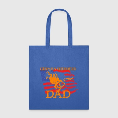 German Shepherd Dad - Tote Bag