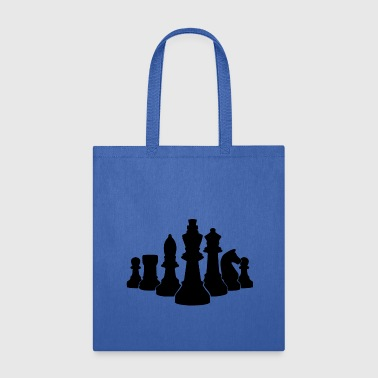 king of chess - Tote Bag