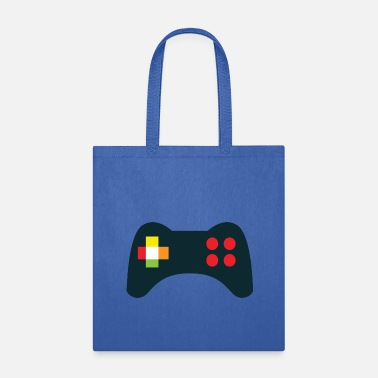 Console console GAMERS - Tote Bag