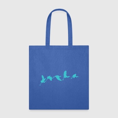 Heron stork Exclusive Design Graphic gift idea art - Tote Bag