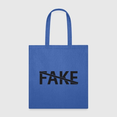 Not Fake - Tote Bag