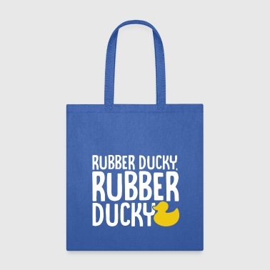 Rubber Ducky Shirt - Tote Bag