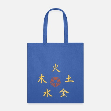 five elements - Tote Bag