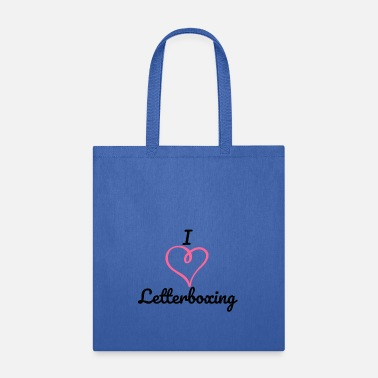 Letterboxing I Love Letterboxing - Tote Bag