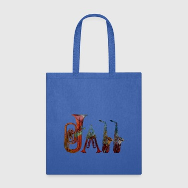 jazz - Tote Bag