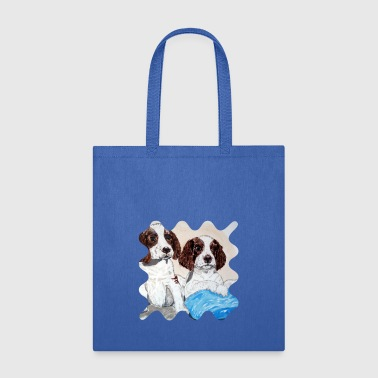 Two Pups - Tote Bag