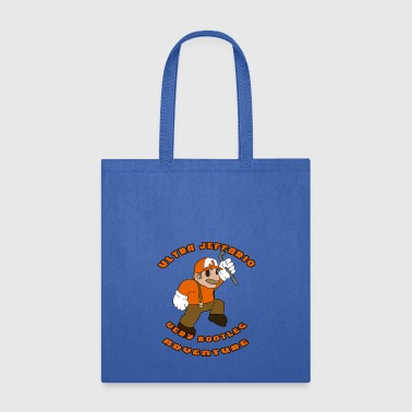 Ultra Jeffario - Tote Bag