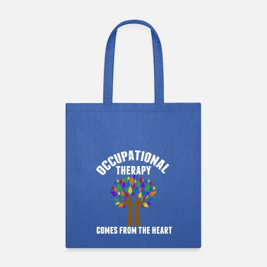Assistant Occupational Therapy Quote - Tote Bag