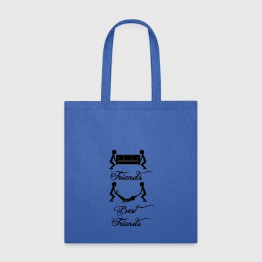 Friends For Ever friends for ever - Tote Bag