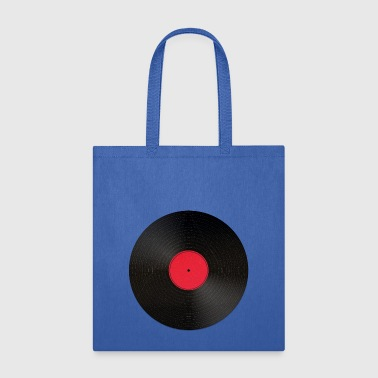 record - Tote Bag