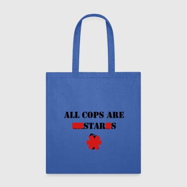 Acab ALL COPS ARE STARS - Tote Bag