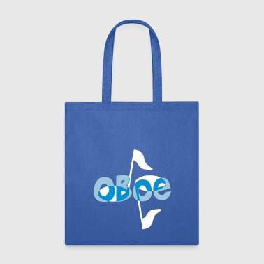 Oboe Notes - Tote Bag