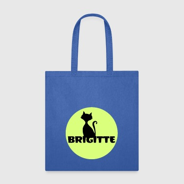 Brigitte name first name - Tote Bag