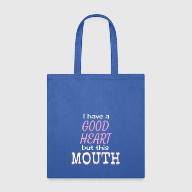 this mouth - Tote Bag