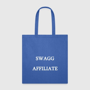 Swagg Affiliate White - Tote Bag
