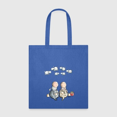 Sweet Sheep Cinema - Tote Bag