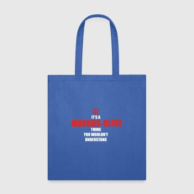Geschenk it s a thing birthday understand MARKUS O - Tote Bag
