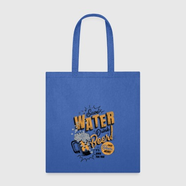 Cold Beer Here! - Tote Bag