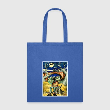 Hank Ramblin Man - Tote Bag