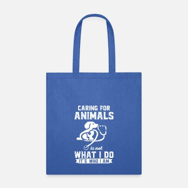 Stockman Love of animals - veterinarian - stockman - Gift - Tote Bag