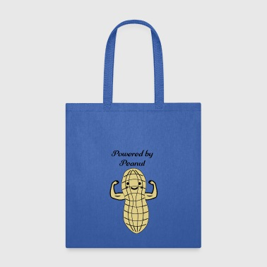 Peanut Bodybuilding Powerlifting Lifting Gym - Tote Bag