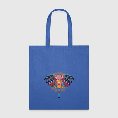 Art - Elephant - Tote Bag