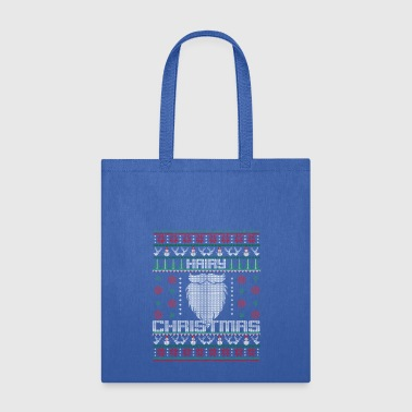 Hairy Christmas - Tote Bag