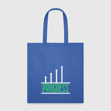 Progress Dividends awesome gift for investors - Tote Bag