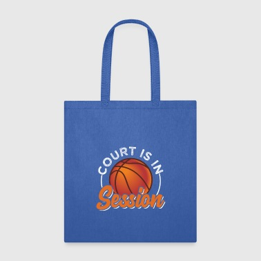 Court Is In Lesson - Tote Bag