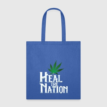 Heal the Nation - Tote Bag
