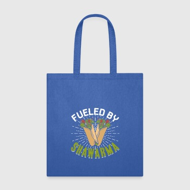 Fueled By Shawarma - Tote Bag
