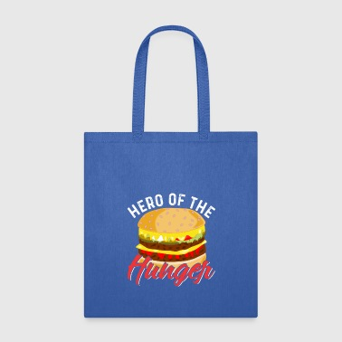 Hunger Hero Of The Hunger - Tote Bag