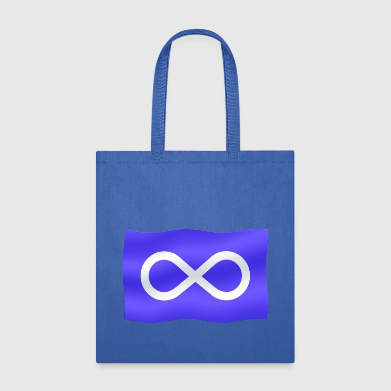 Metis Flag Art Gifts & First Nations Metis Shirts - Tote Bag