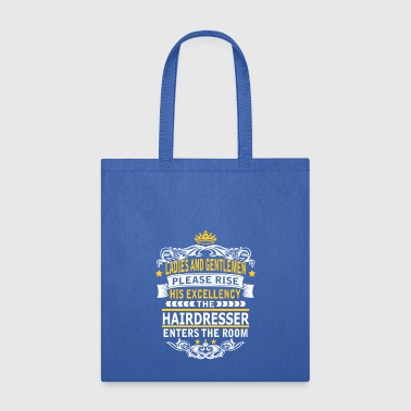 HAIRDRESSER - Tote Bag