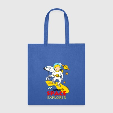 Junior Space explorer - Tote Bag