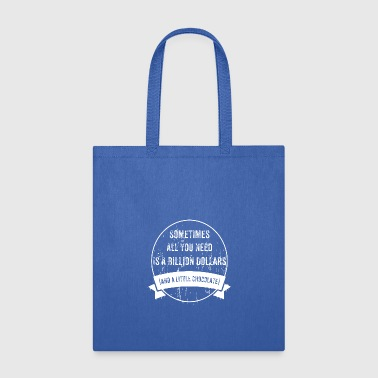 Rich To Be Rich - Tote Bag
