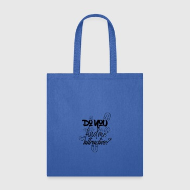 Attraction - Tote Bag