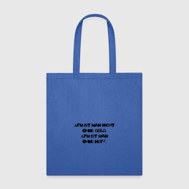 Wealthy Gift Idea Save Money Cash Wealthy - Tote Bag