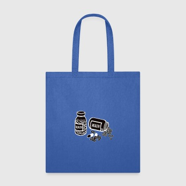 Health Pill - Tote Bag