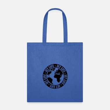 Jet world travel circle pilot earth travel jetset stam - Tote Bag