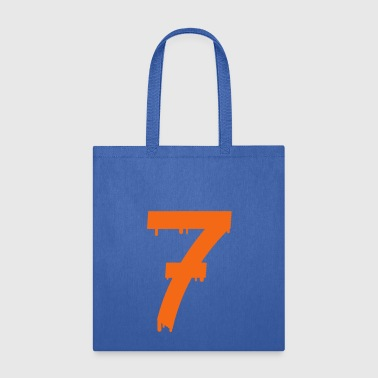 lucky number seven - Tote Bag