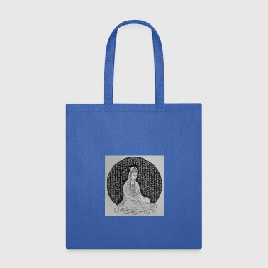 Buddha Sitting - Tote Bag