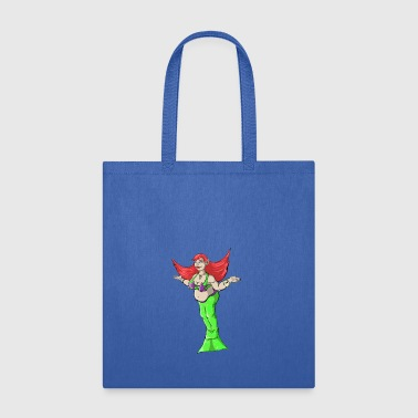 Mermaid Molly - Tote Bag