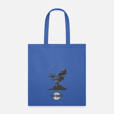 Standing Stand by - Tote Bag