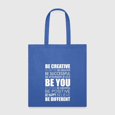 Be You BE YOU - Tote Bag