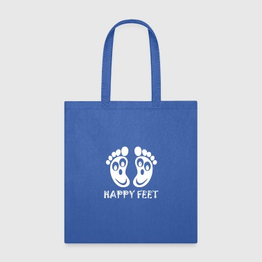 Feet Happy Feet - Tote Bag