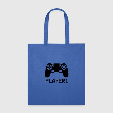 Player Stick - Tote Bag