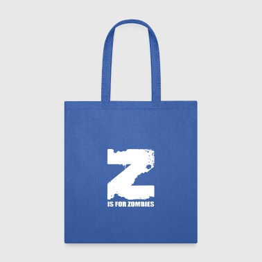 Is For Zombies - Tote Bag